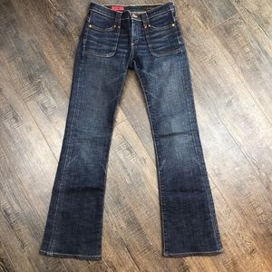 AG Adriano Goldschmied The Logic Bootcut Jeans 26R